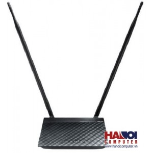 Router ASUS RT-N12HP (Black Diamond) N300 3-in-1 Wi-Fi Router / Access Point / Repeater