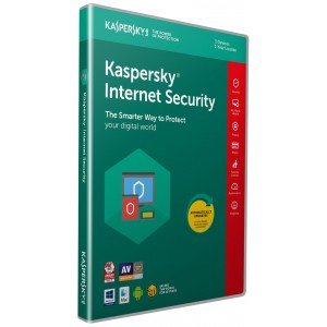 Kaspersky Internet Security (1 license)