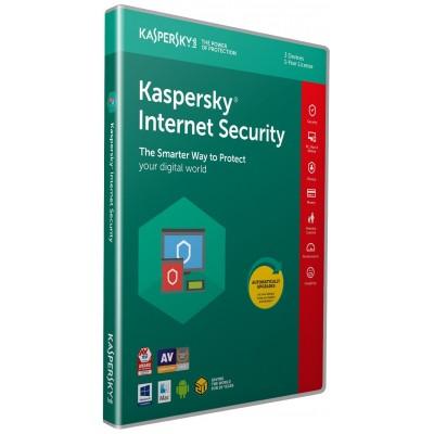 Kaspersky Internet Security (1 license)