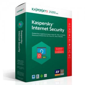 Kaspersky Internet Security (KIS) (3 User)