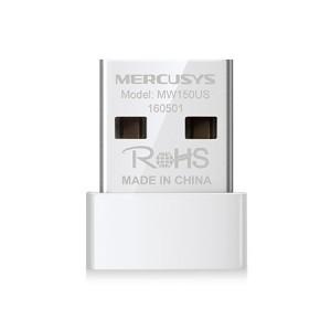 MERCUSYS MW150US - BỘ USB THU SÓNG WIFI CỰC MẠNH, TỐC ĐỘ 150MBPS