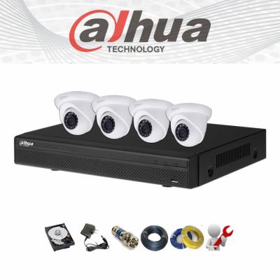 Bộ camera Dahua 4 Mắt